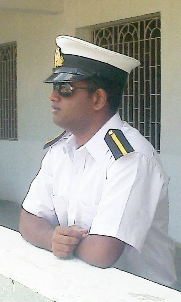 marine poet