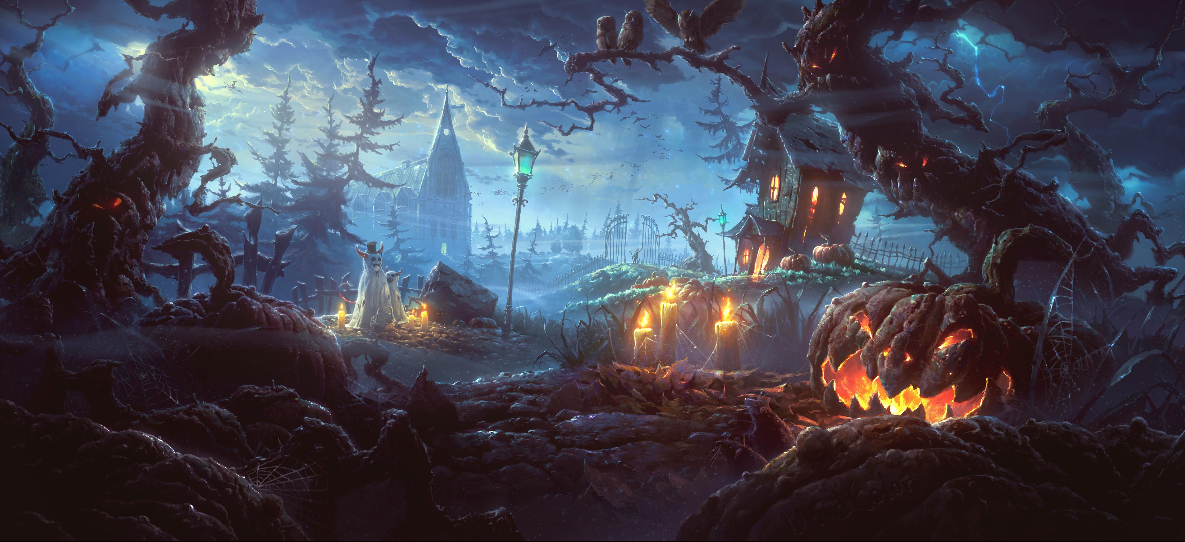 Halloween / Spooks / Fears