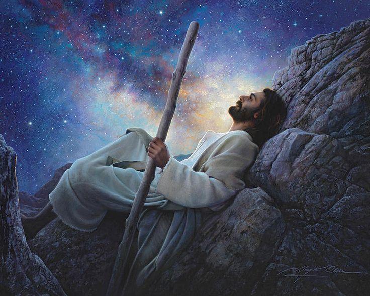 Jesus's Universe