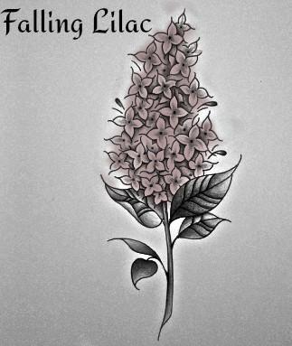 Falling Lilac