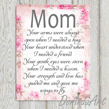 to my most amazing mother
