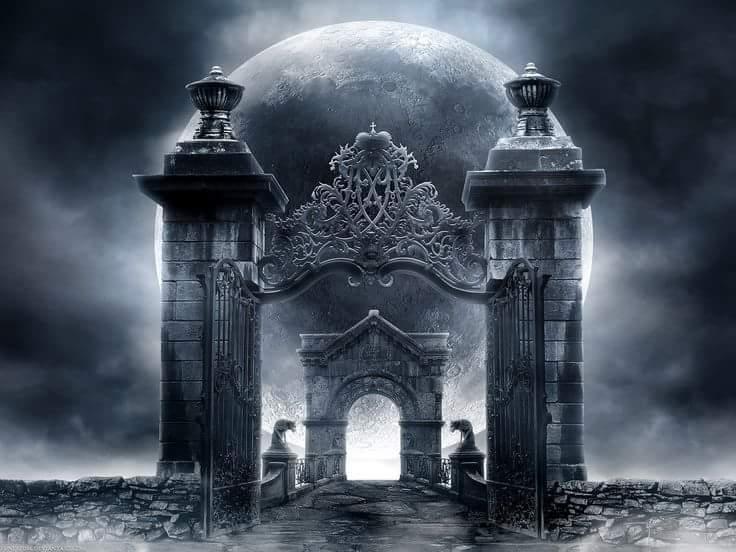 Into Darkness Awakened...